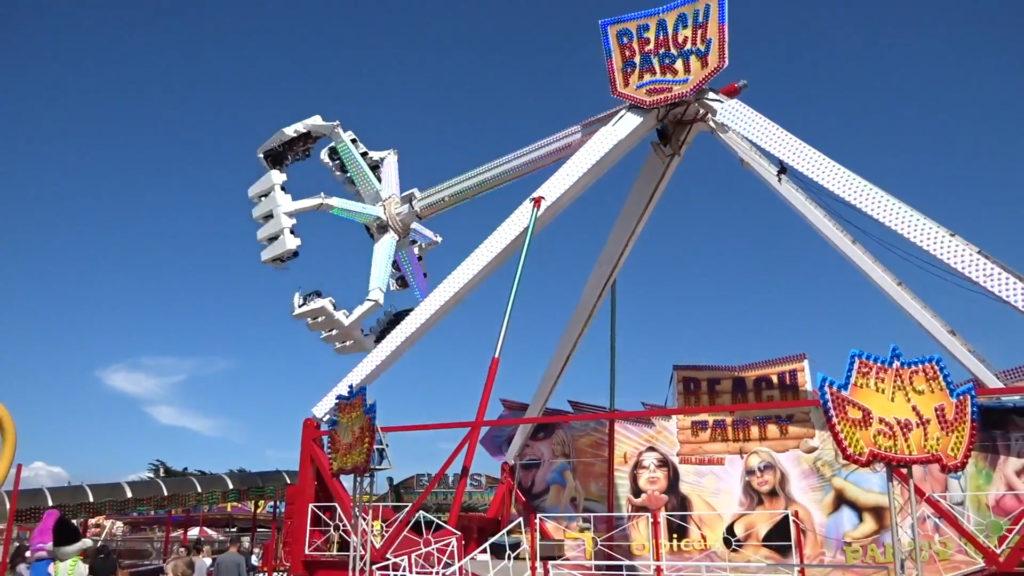 coney beach pleasure park rides