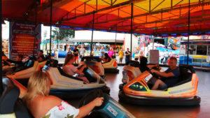 coney beach porthcawl dodgems